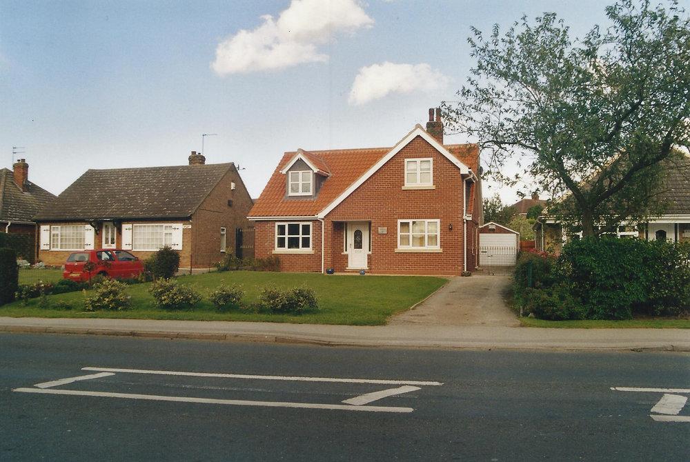 Exterior 2 - Sproatley Cottage - Hull Architects - Samuel Kendall Associates