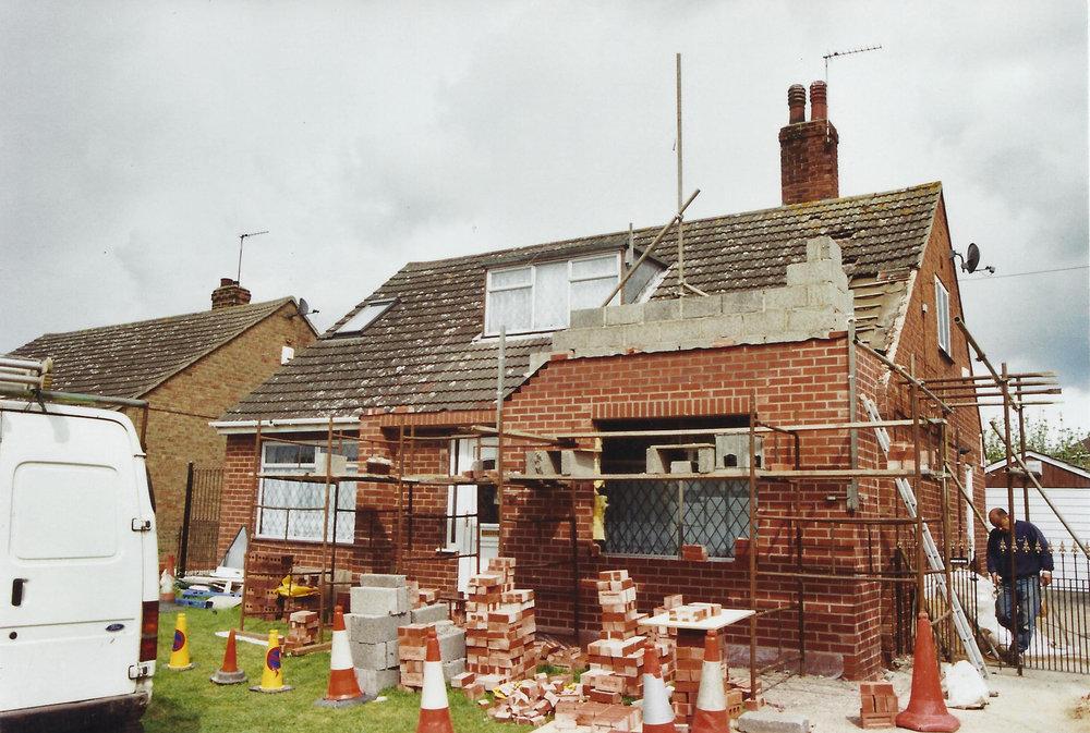 Construction 7 - Sproatley Cottage - East Yorkshire Architects - Samuel Kendall Associates.jpg.jpg