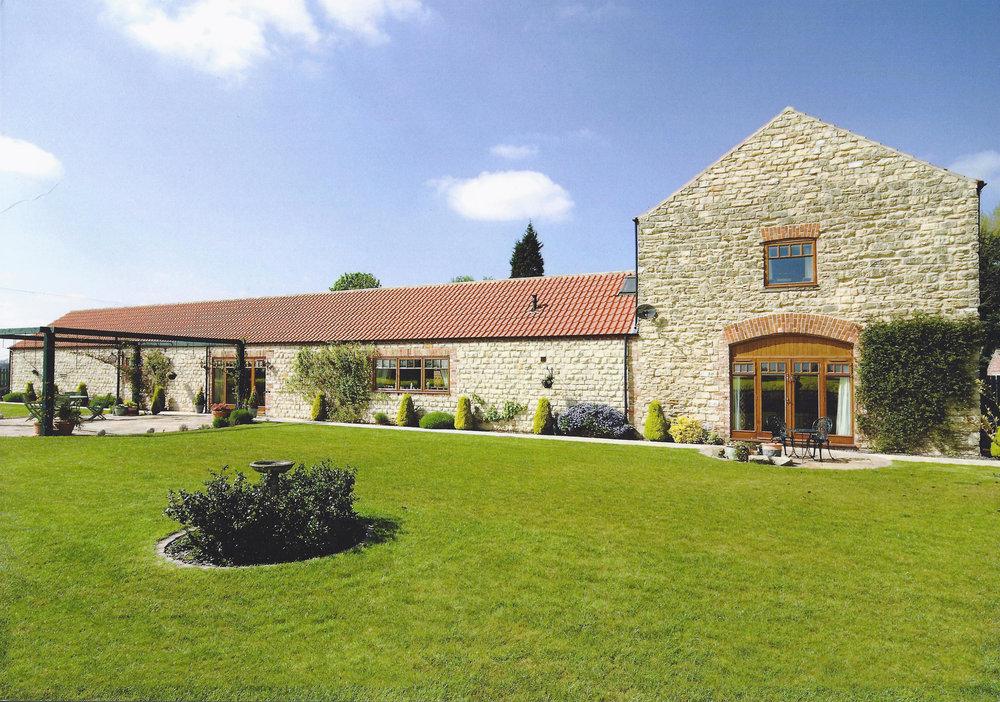 Brecks Farm 5 - Samuel Kendall Associates - Selby Architects