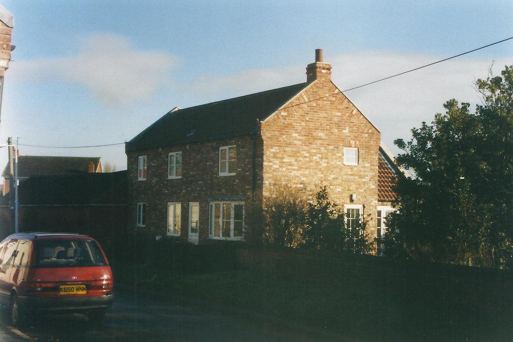 Exterior 4 - Laurel Cottage - Hornsea Architects - Samuel Kendall Associates.jpg