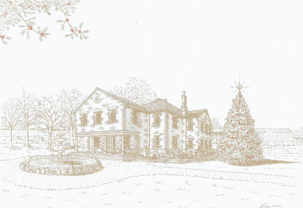 Christmas - Lodge Farm - East Yorkshire Architects - Samuel Kendall Associates.jpg