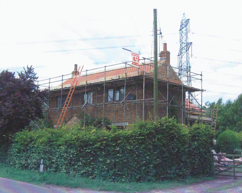 Construction 1 - Walbut House - York Architects - Samuel Kendall Associates.jpg