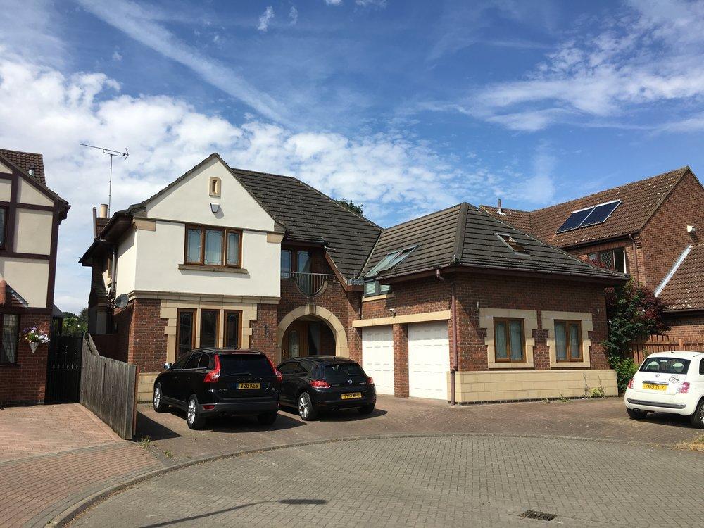 Alma Close Caledonian House - Samuel Kendall Associates - Beverley Architects
