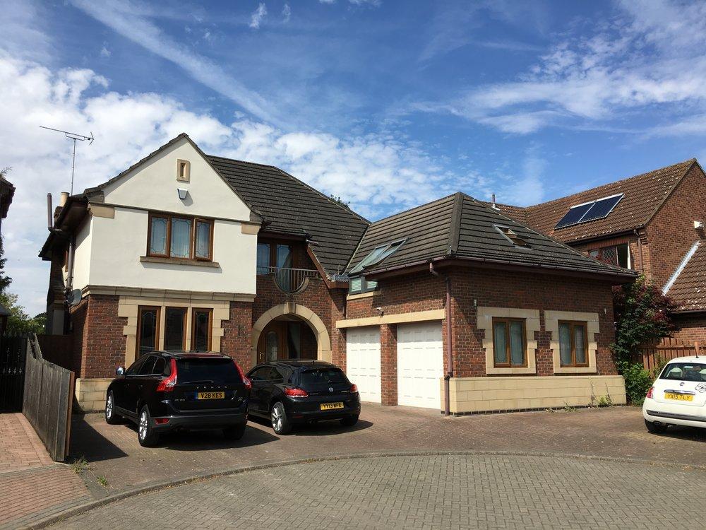 Alma Close Caledonian House 2 - Samuel Kendall Associates - Beverley Architects