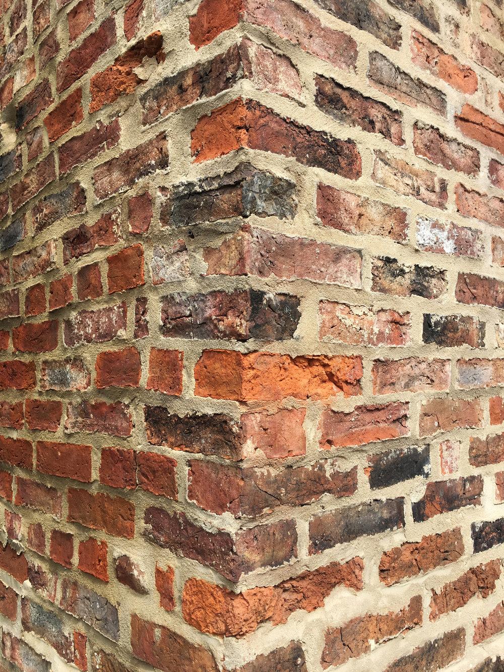 George Street Cottage brick detail - Samuel Kendall Associates - Hedon Architects.jpg