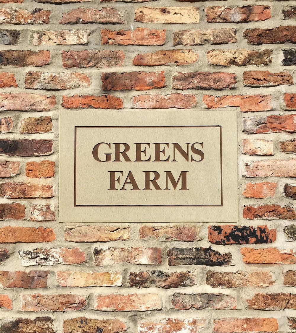 Greens Farm Name Detail - Samuel Kendall Associates - East Yorkshire Architects.jpg