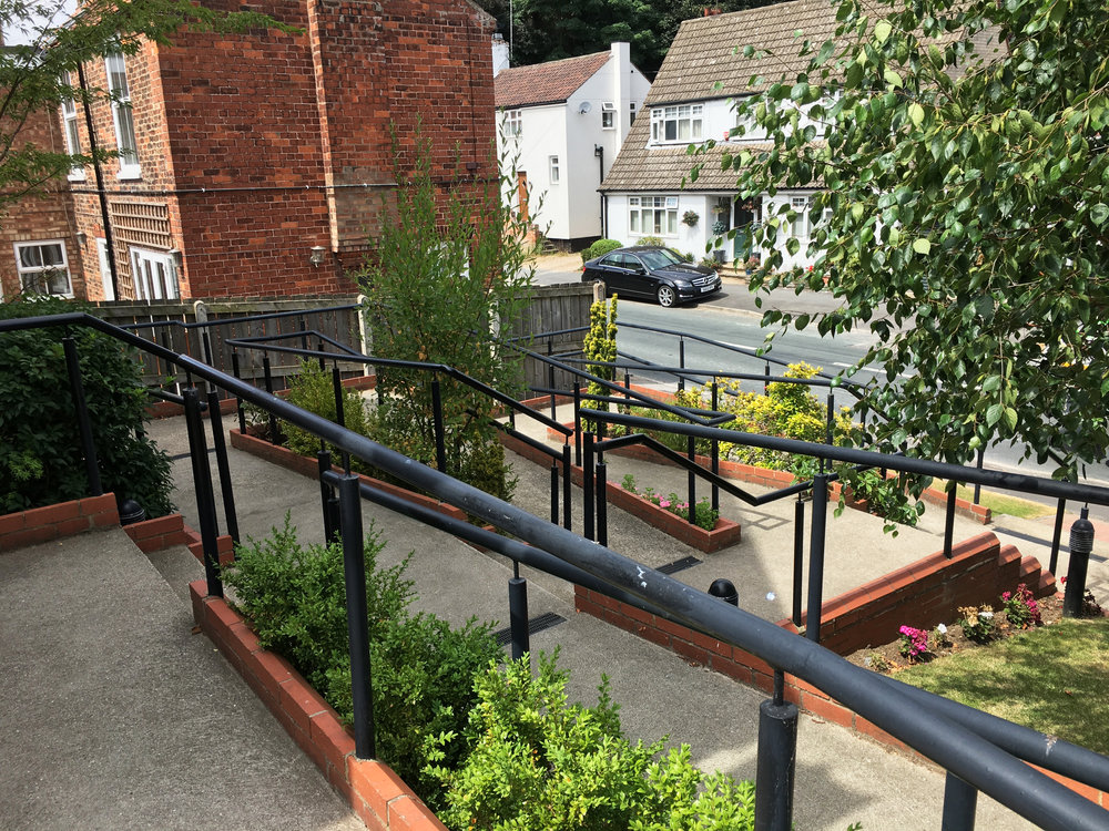 Walkington Methodist Chapel Access 4 - Samuel Kendall Associates - Beverley Architects.jpg