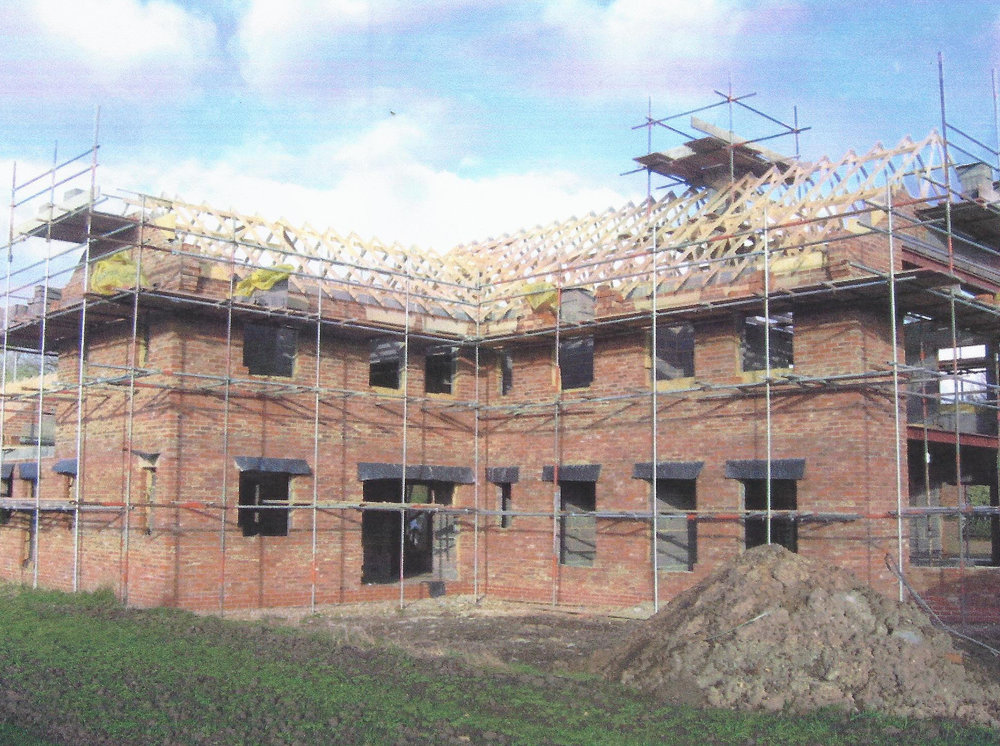 Construction 2 - Wayside House - East Yorkshire Architects - Samuel Kendall Associates.jpg