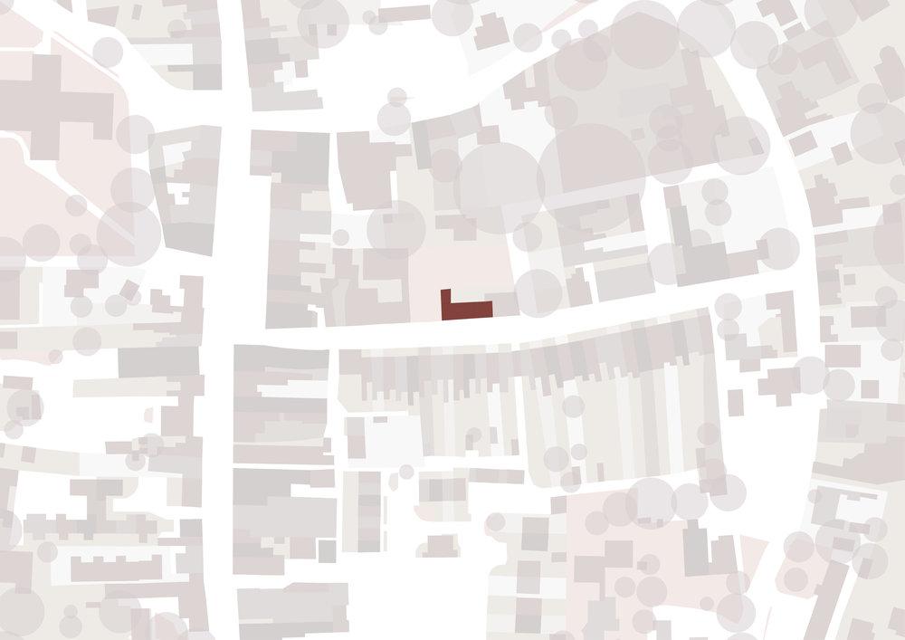 George Street Cottage Map - Hedon Architects - Samuel Kendall Associates.jpg