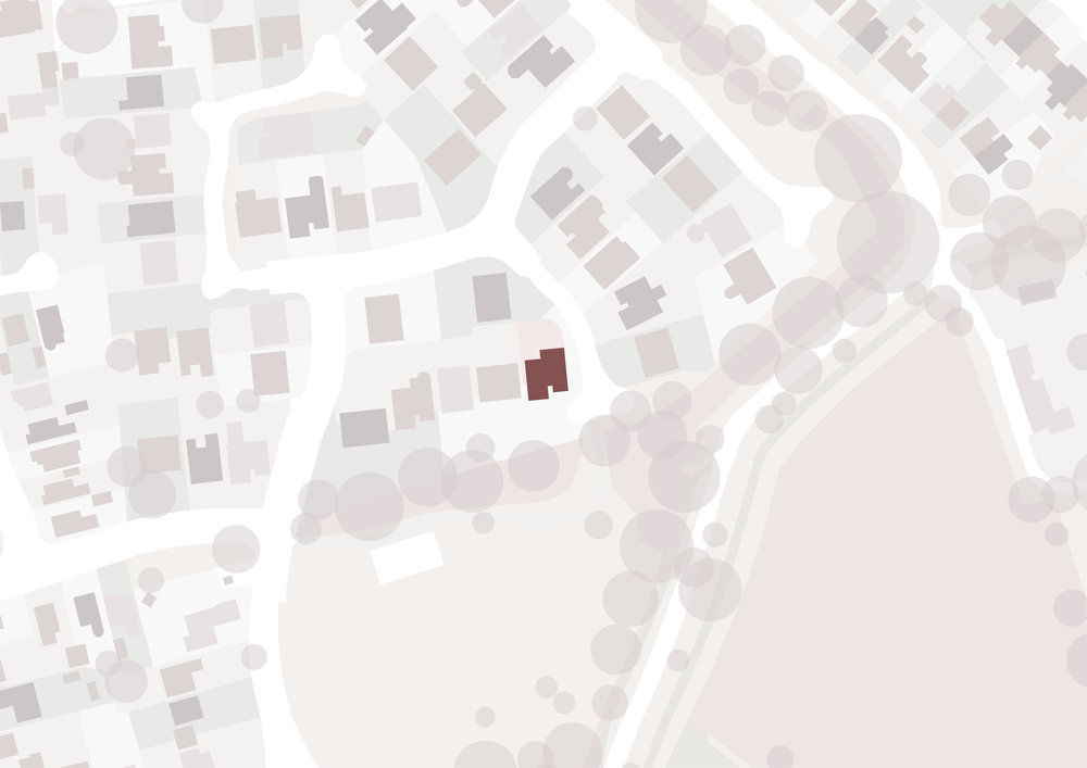 Dill Drive Map - Beverley Architects - Samuel Kendall Associates