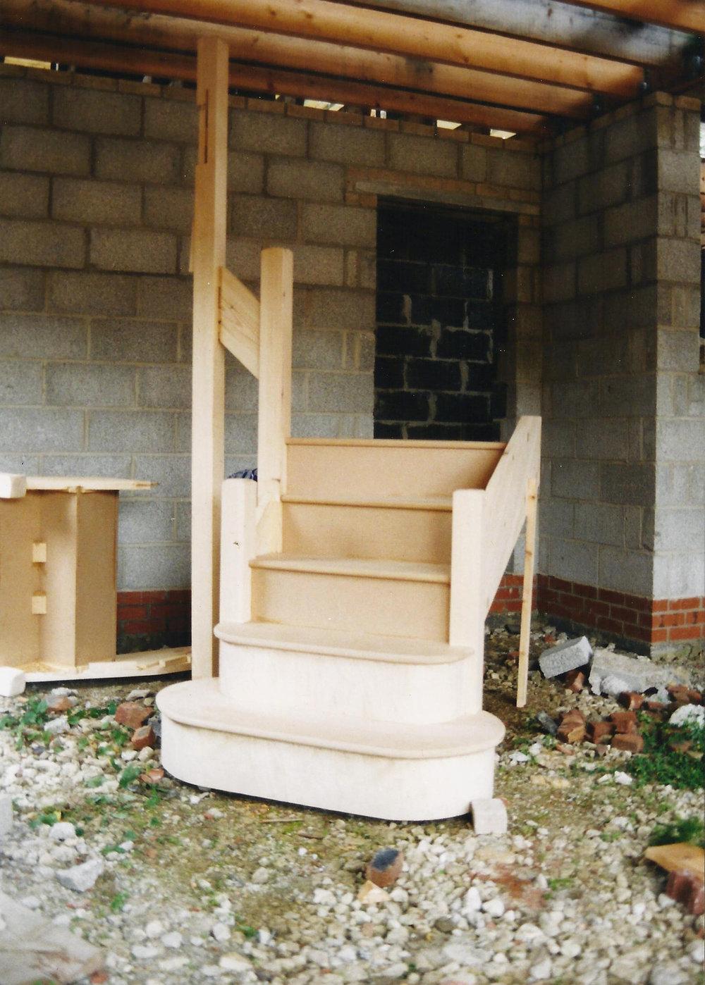 Blenheim House Construction 2 - East Yorkshire Architects - Samuel Kendall Associates.jpg