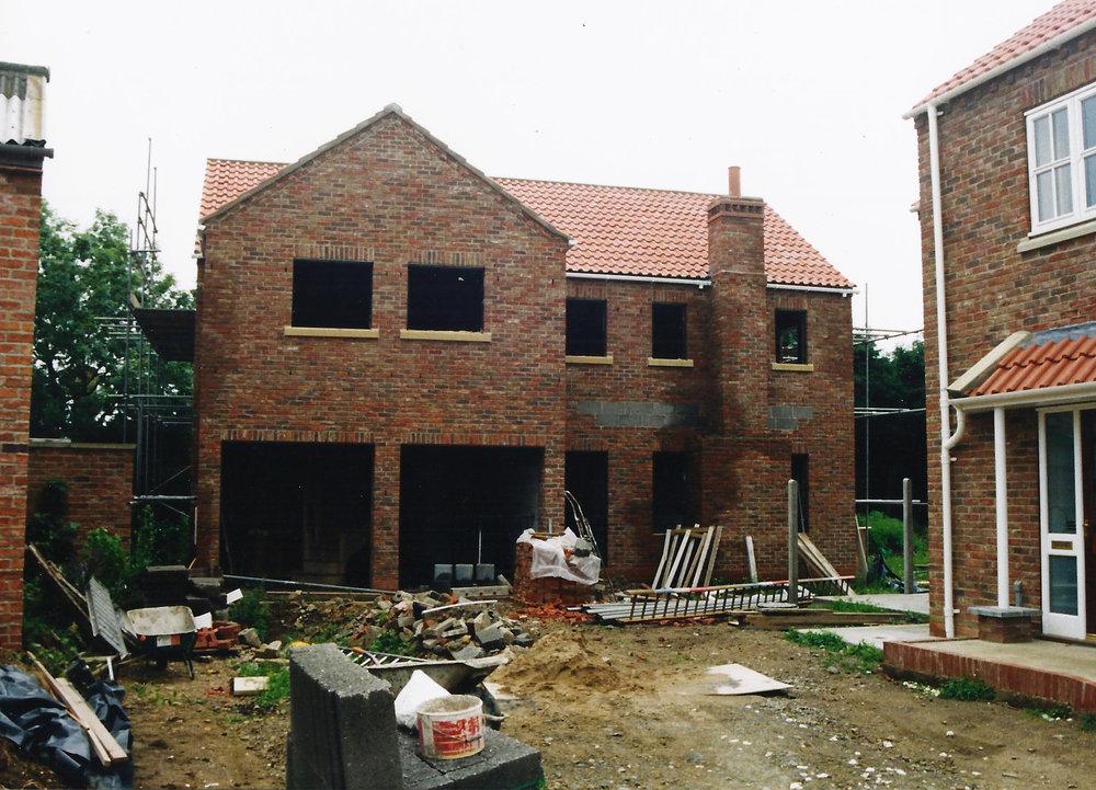 Blenheim House Construction 1 - East Yorkshire Architects - Samuel Kendall Associates.jpg