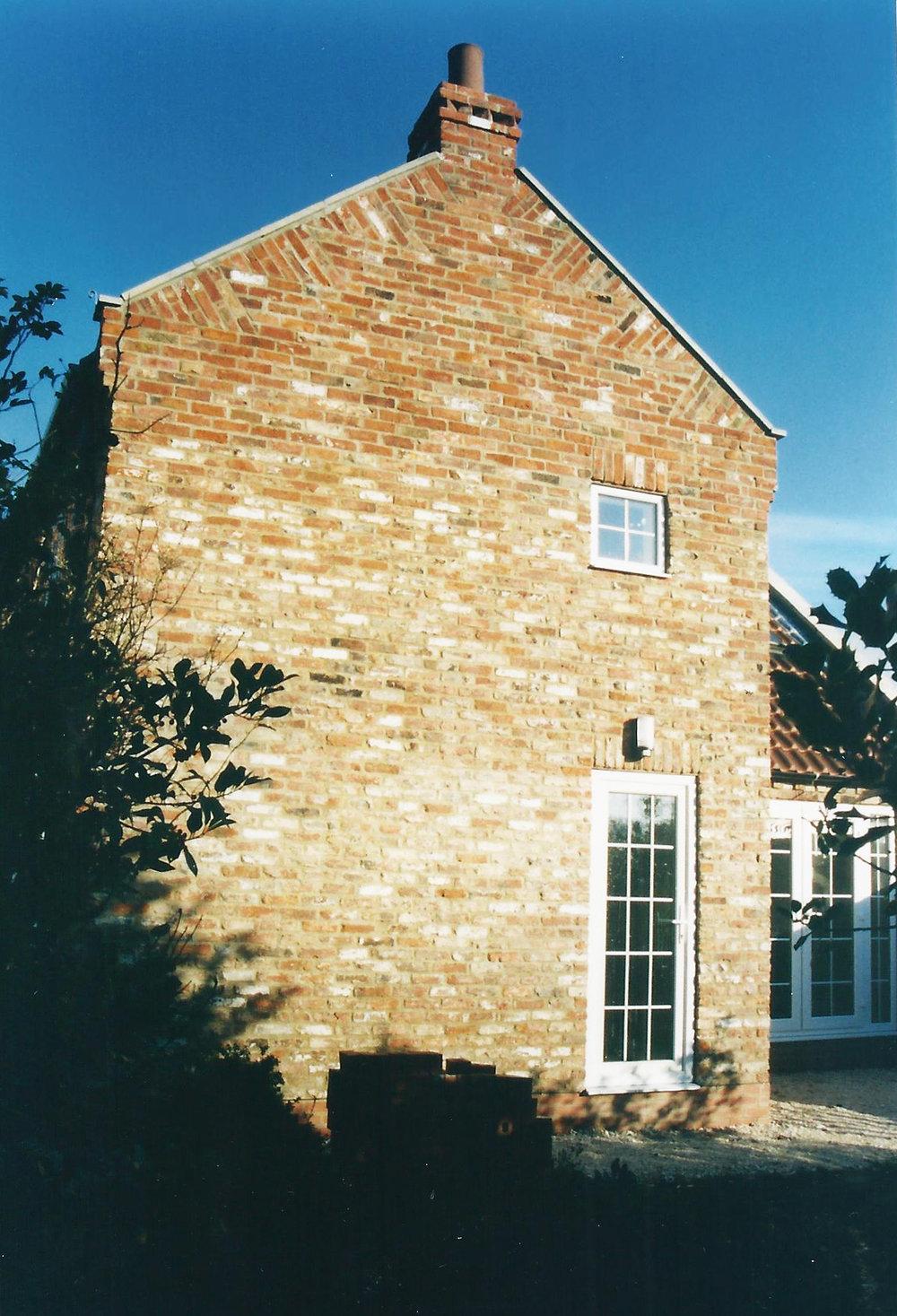 Laurel Cottage Construction 3 - East Yorkshire Architects - Samuel Kendall Associates.jpg