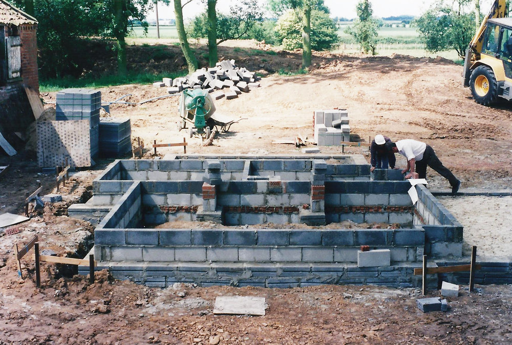 North End Farm Construction 1 - East Yorkshire Architects - Samuel Kendall Associates.jpg