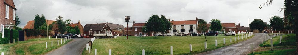 Old Dairy Context 1 - Hedon Architects - Samuel Kendall Associates