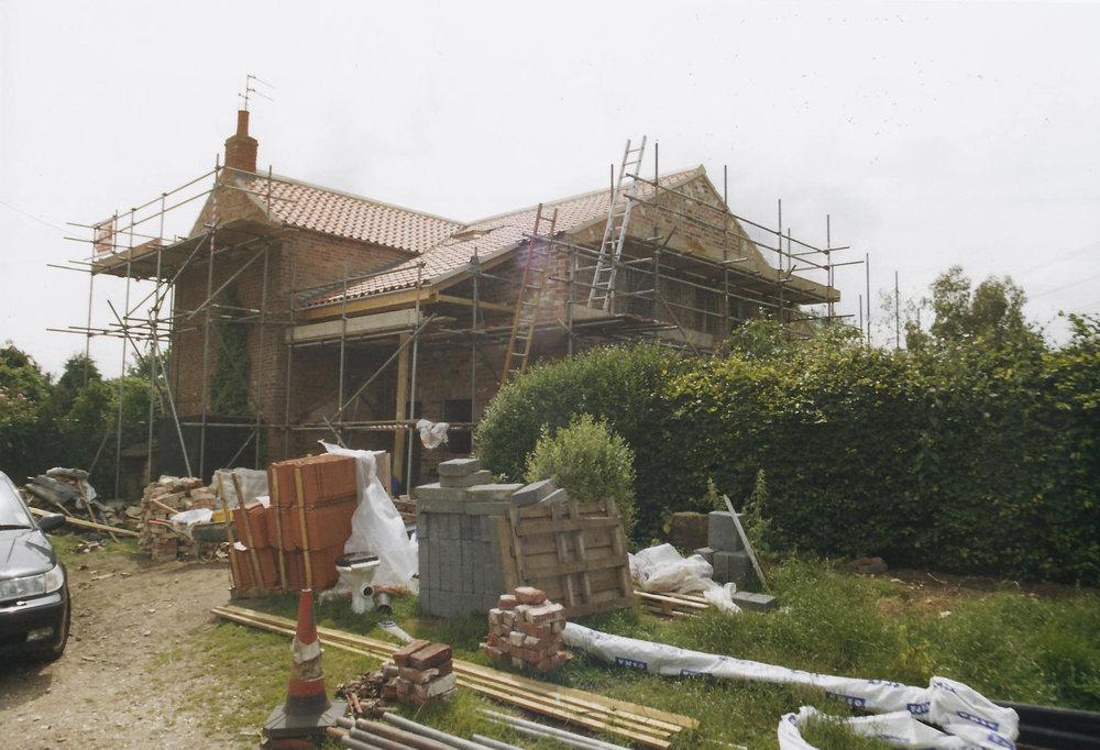Walbut House Construction 1.5 - Samuel Kendall Associates.jpg