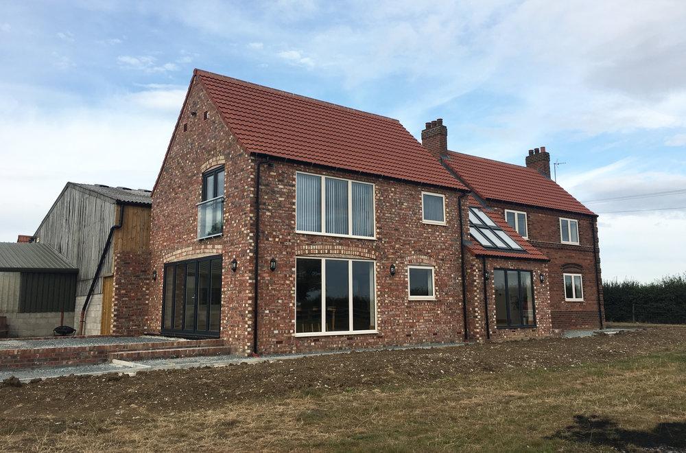 Lelley Farmhouse 1 - East Yorkshire Architects - Samuel Kendall Associates.jpg