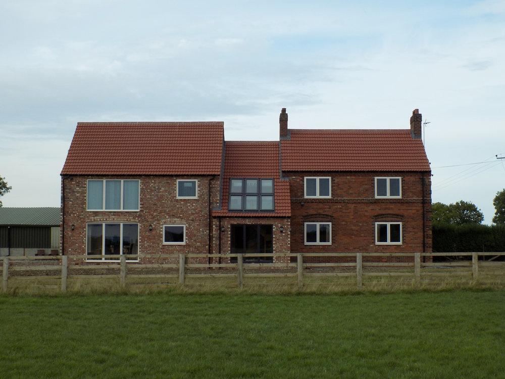Lelley Farmhouse 3 - East Yorkshire Architects - Samuel Kendall Associates.jpg