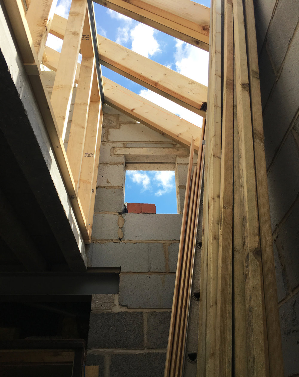 Mereside House Construction 2 - Hornsea Architects - Samuel Kendall Associates.jpg