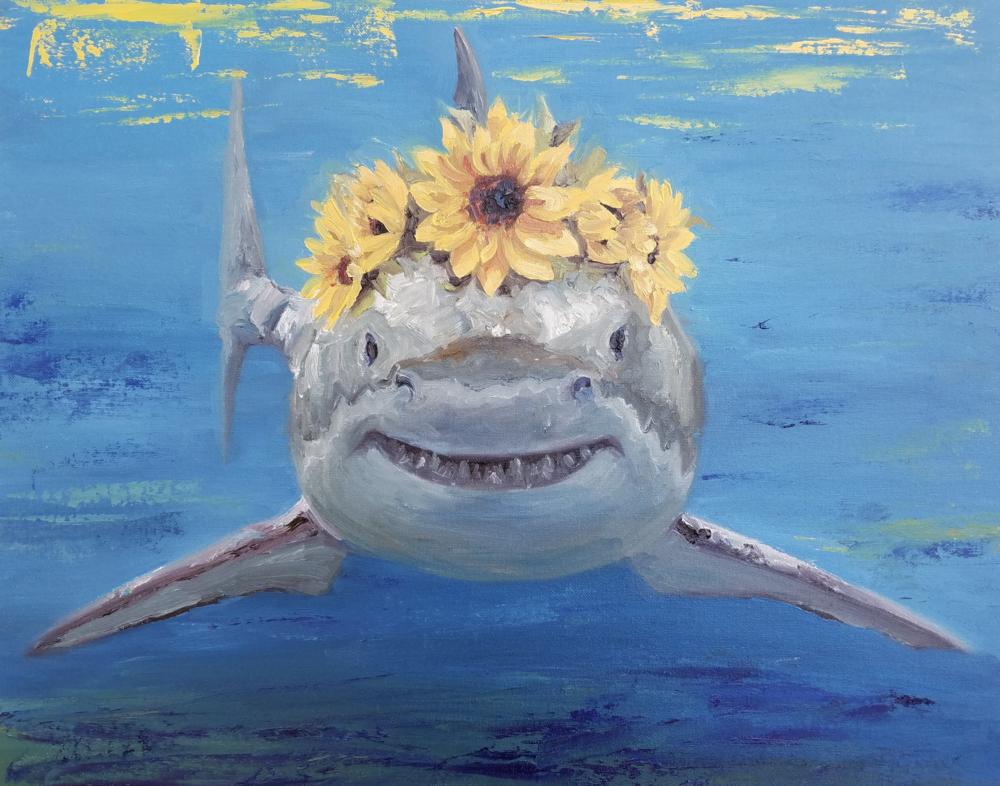 "Original Oil on canvas  20x24"""