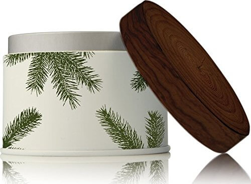 Thymes Frazier Fir Tin Candle