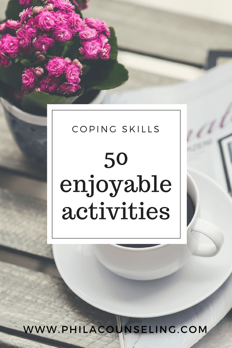 50 Enjoyable Activities