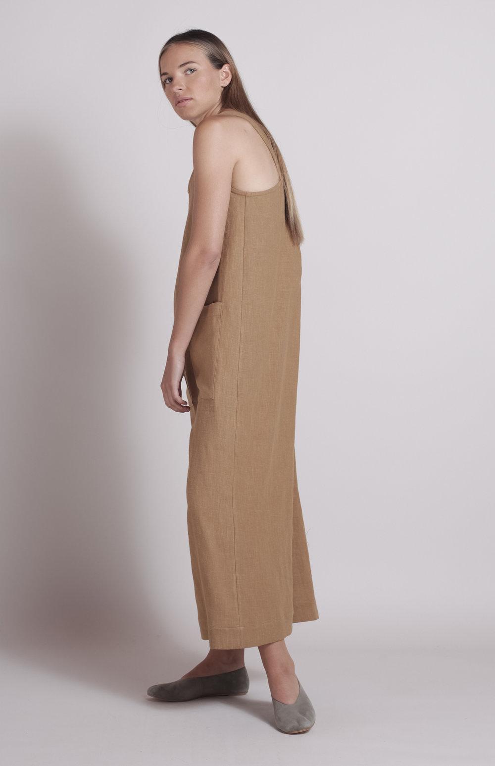 Soro soro Overalls - Linen / Cotton