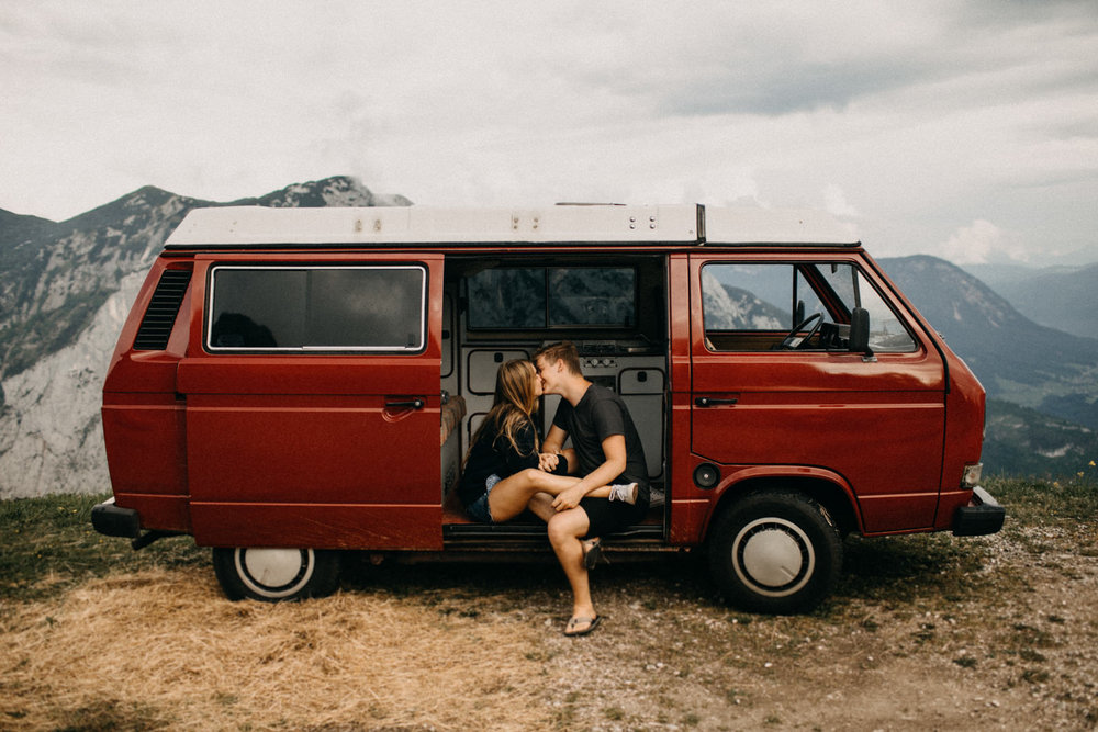 hipster lovers pre wedding shoot