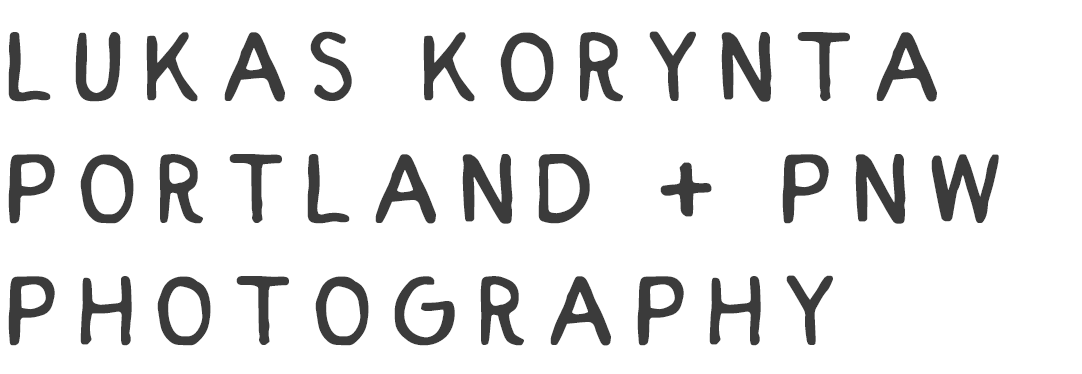 Lukas Korynta | Wedding Photographer Portland, Oregon