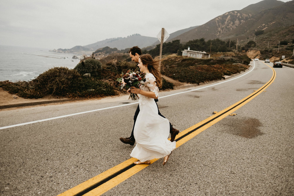 Big Sur Coast wedding