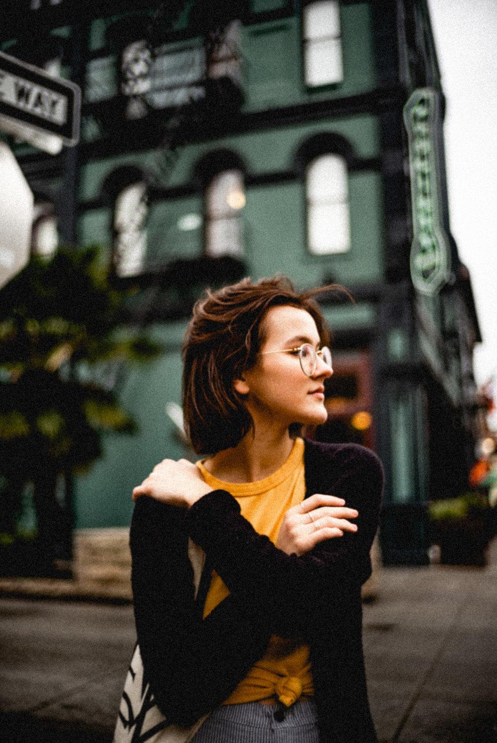 Voigtlander 35mm f1.4 portrait sample