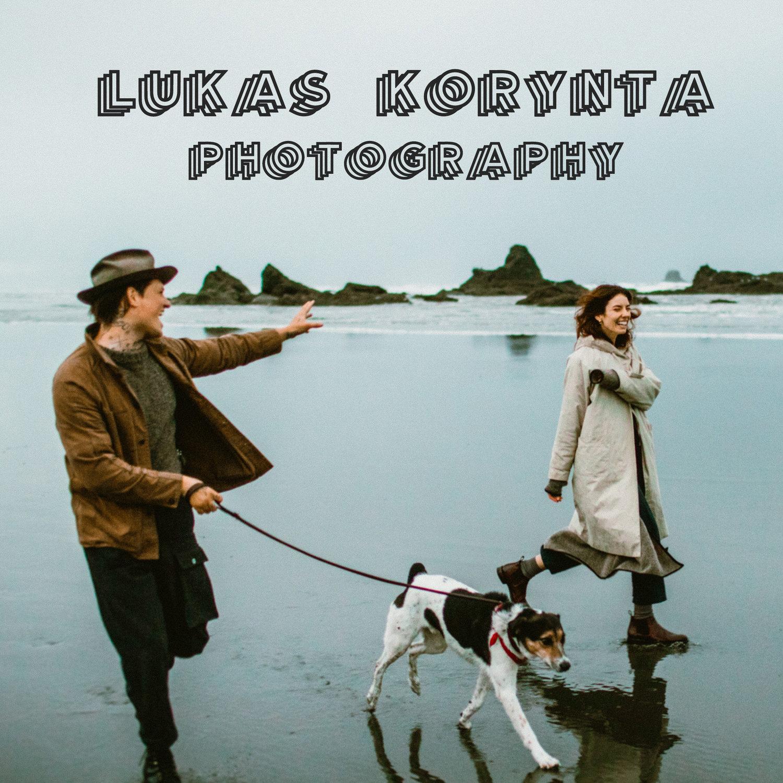 Lukas Korynta | Wedding Photographer Portland, Oregon