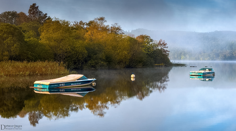 Autumn on Windermere