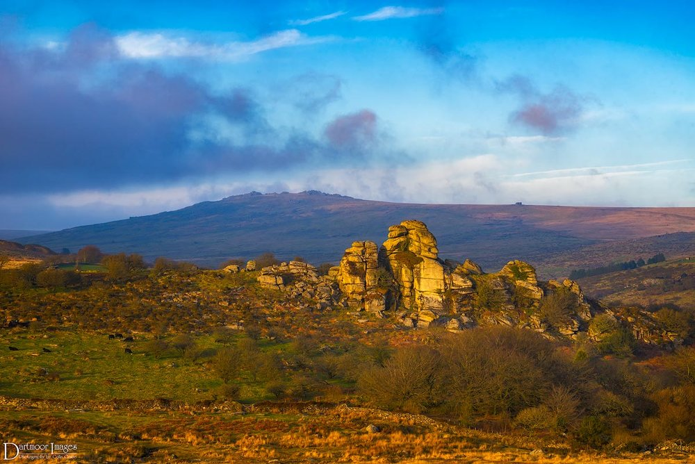 An evening at Vixen Tor