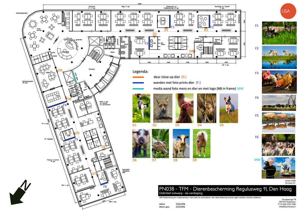 02 DO def Regulusweg 11 6e etage - foto's op wanden en deuren- A3 - 26042016.jpg