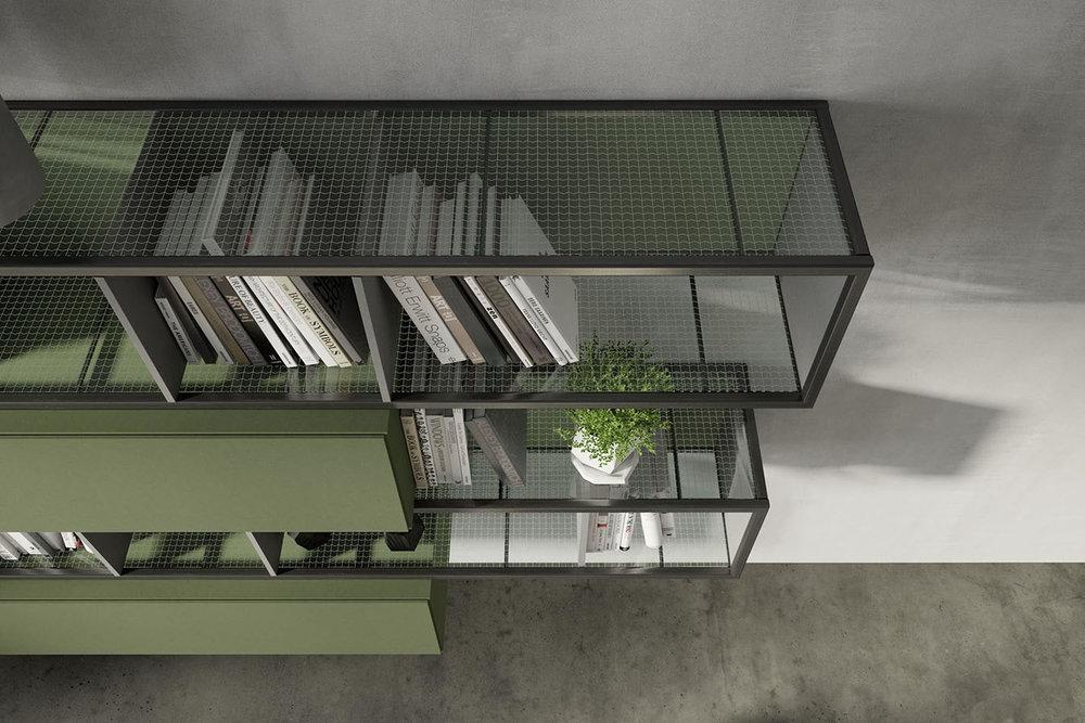 librerie metallo