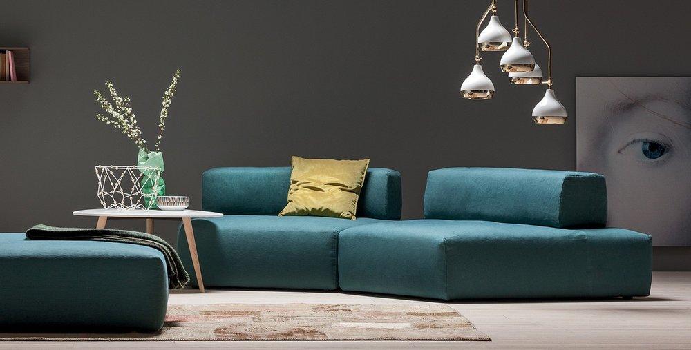 divani componibili moderni