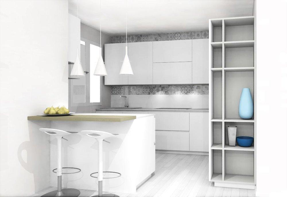 progetto cucina Euromobil Vignola