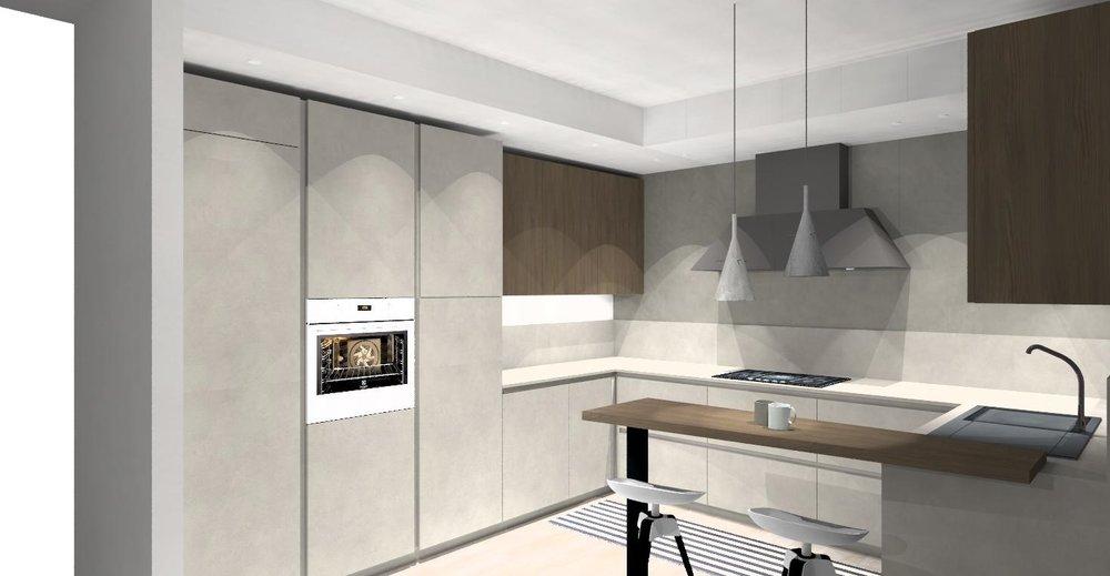 cucina su misura euromobil Vignola