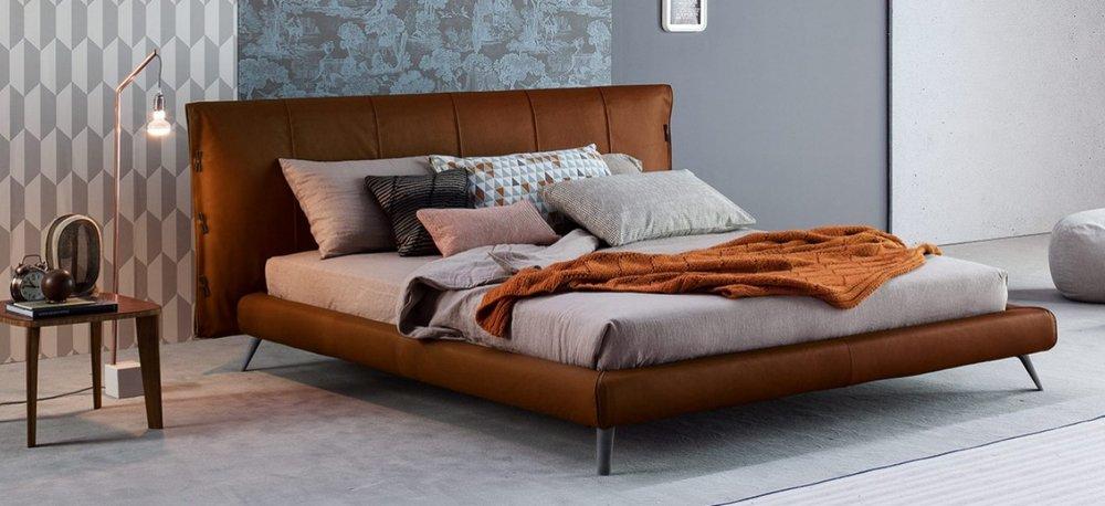 Bonaldo letto cuff