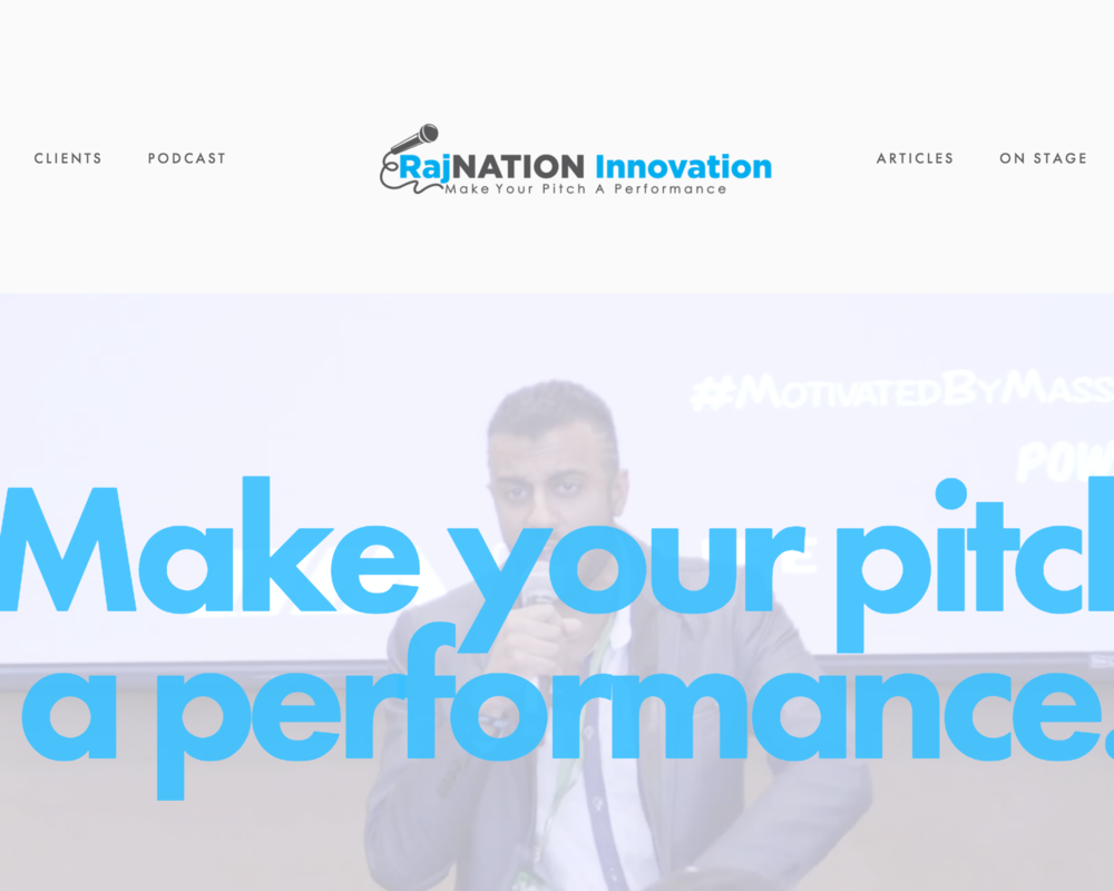 - Raj nation innovation