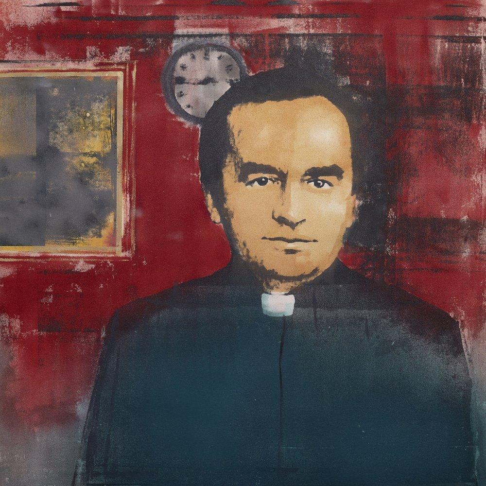 Father Patrick des Bois