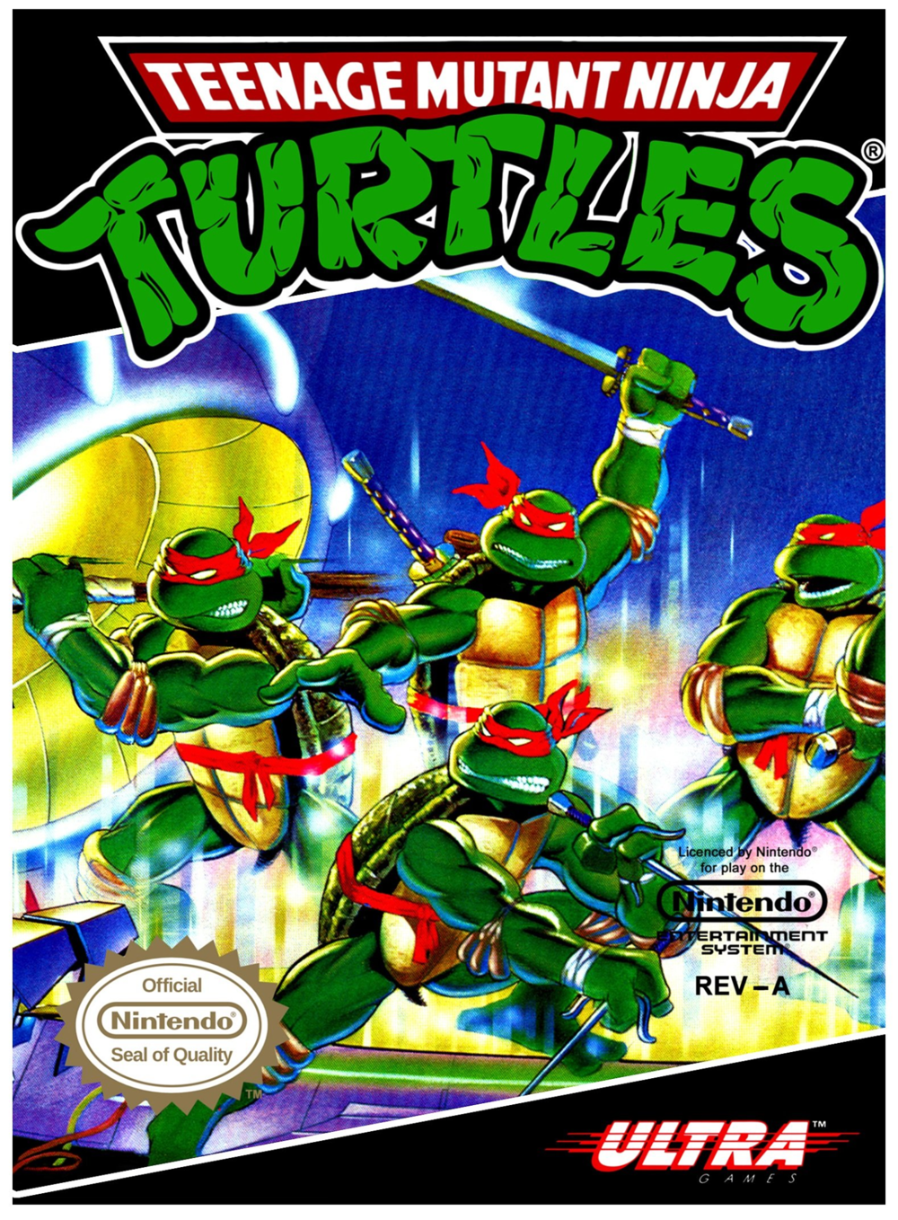 Turtles frustrate gamers with honor!