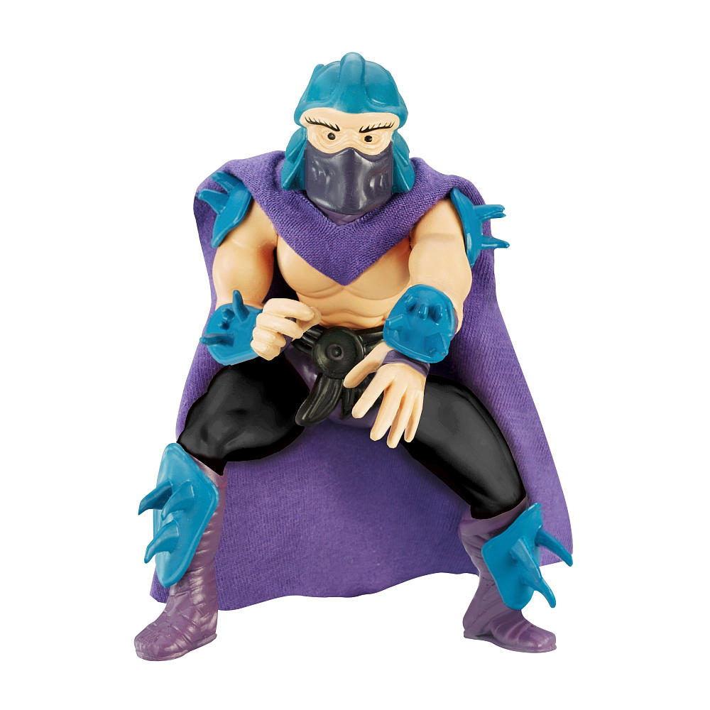 "Nothing says ""Ninja"" like a shirtless guy  voguing  in a blue and purple Samurai helmet."