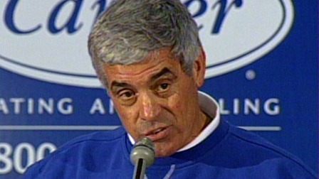 """Playoffs? You kidding me? Playoffs? What about the Stayfree Maxi Bowl?"""