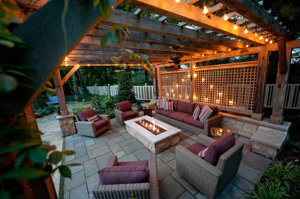 Outdoor Space Design
