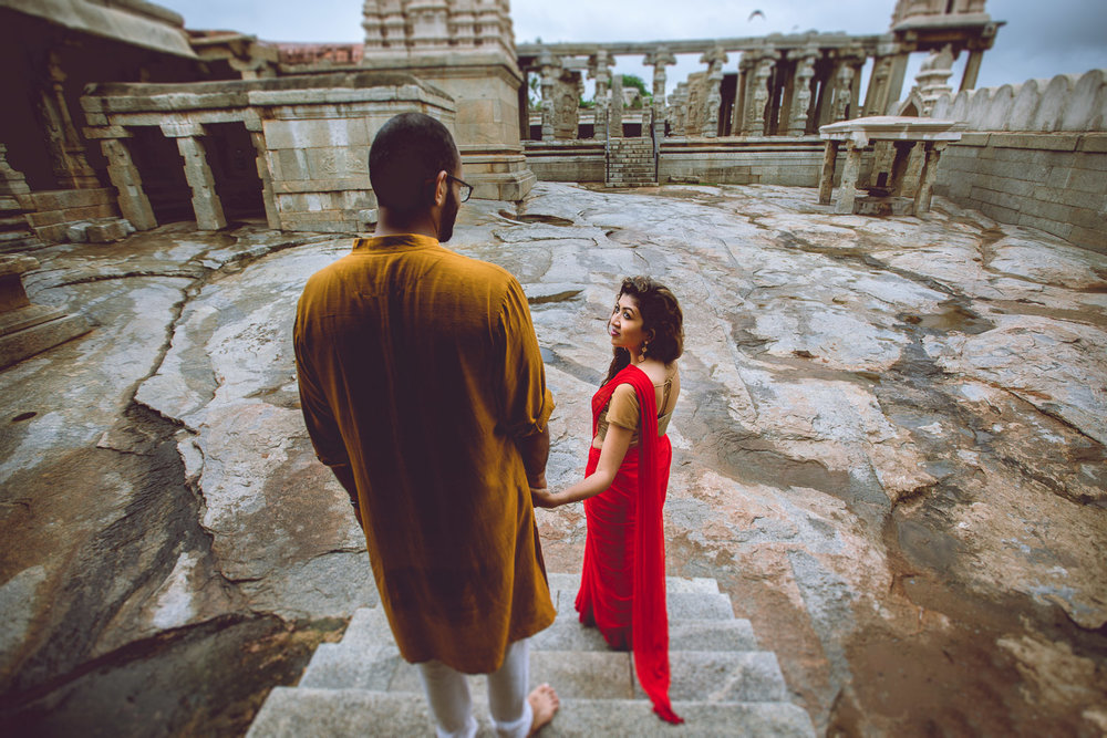 Pre-wedding-Bangalore-Lepakshi-Temple-Pixelstory- photographer--2.jpg
