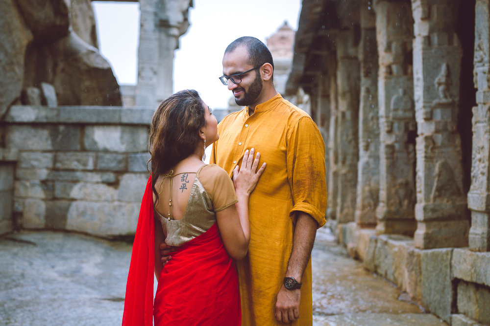 Pre-wedding-Bangalore-Lepakshi-Temple-Pixelstory- photographer-7379.jpg