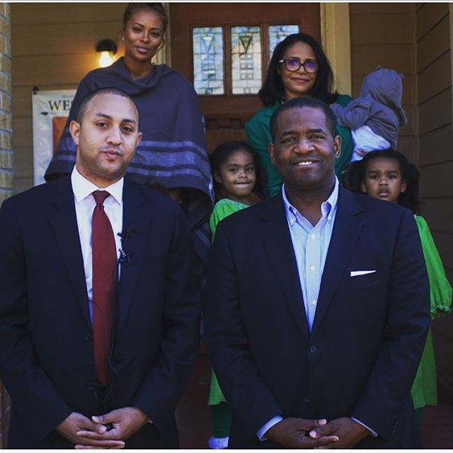 I deeply appreciate the endorsement and support of Michael Sterling. His passion and vision promise a great leadership future. Thank you for standing with me to unify Atlanta and move this city forward. #MorehouseMen #OneATL #CeasarForMayor