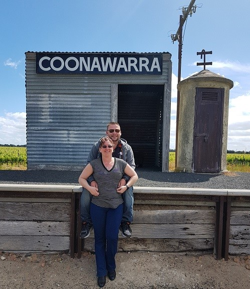 - The famous Coonawarra Railway Siding